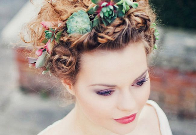 17 Best Ideas About Wedding Hairstyles On Pinterest: 17 Best Ideas About Updos With Braids On Pinterest