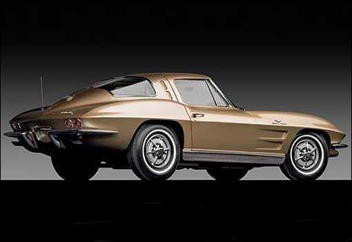 1960's Chevrolet Camaro.  #15 in the Telegraph's 100 Most Beautiful cars