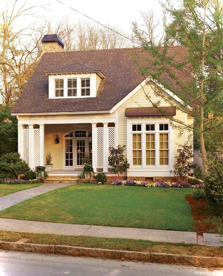 Exterior Small Home Design Ideas: 80 Awesome Modern Farmhouse Exterior Design Ideas