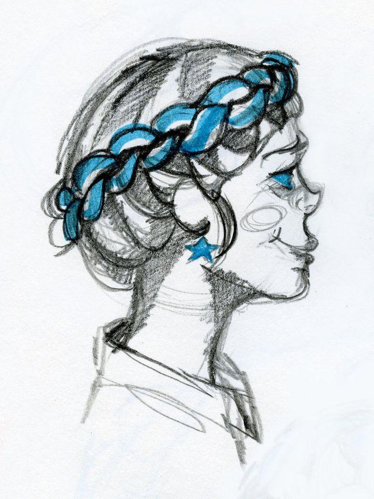 Crown - sketch by art-ori.deviantart.com on @DeviantArt