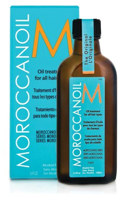 Moroccan Oil ! Creo que en Madrid lo venden el las peluquerías Marco Aldani