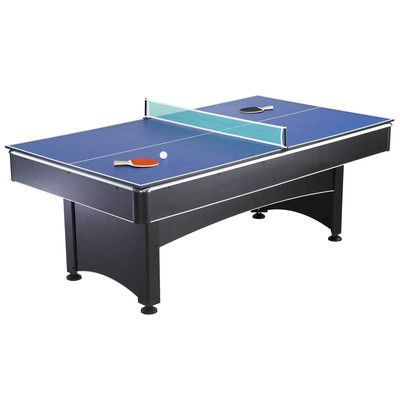 Hathaway Games Maverick 7-ft Pool Table with Table Tennis