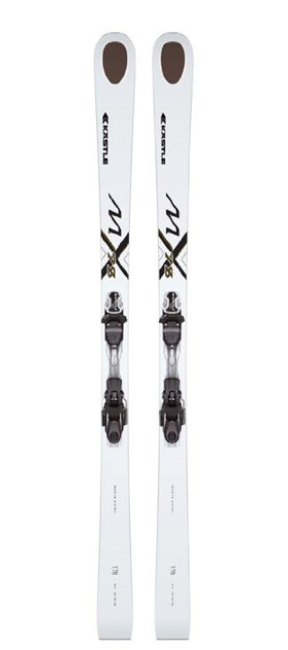 Kastle MX78 £595.00 The MX78 is truly versatile; with a 78mm waist, it makes easy work of pistes and encourages you to find new challenges in the variable snow found outside the markers. With its solid construction and incredibly light tip, this ski is sure to help you progress. It adapts to varying slope conditions; carving with high edge angles on groomers to floating light powder off piste.