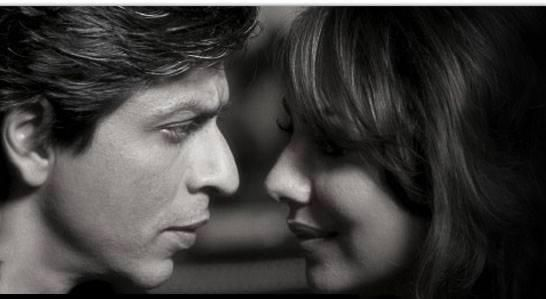 Shah Rukh and Gauri.