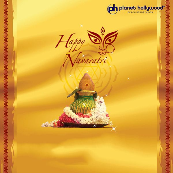 May your life be filled with happiness on this festival of #Navratri  #PHGoa wishes you #HappyNavratri