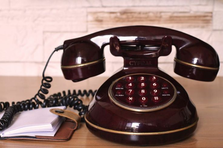 telefone vintage