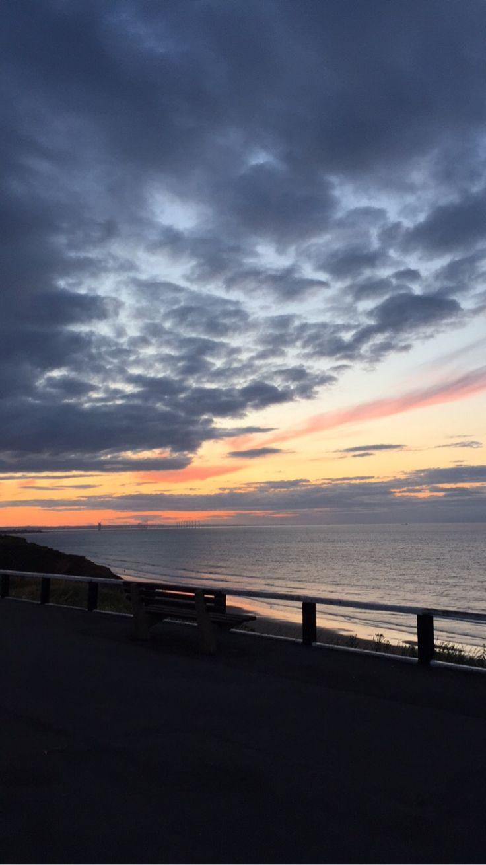 Saltburn sunset
