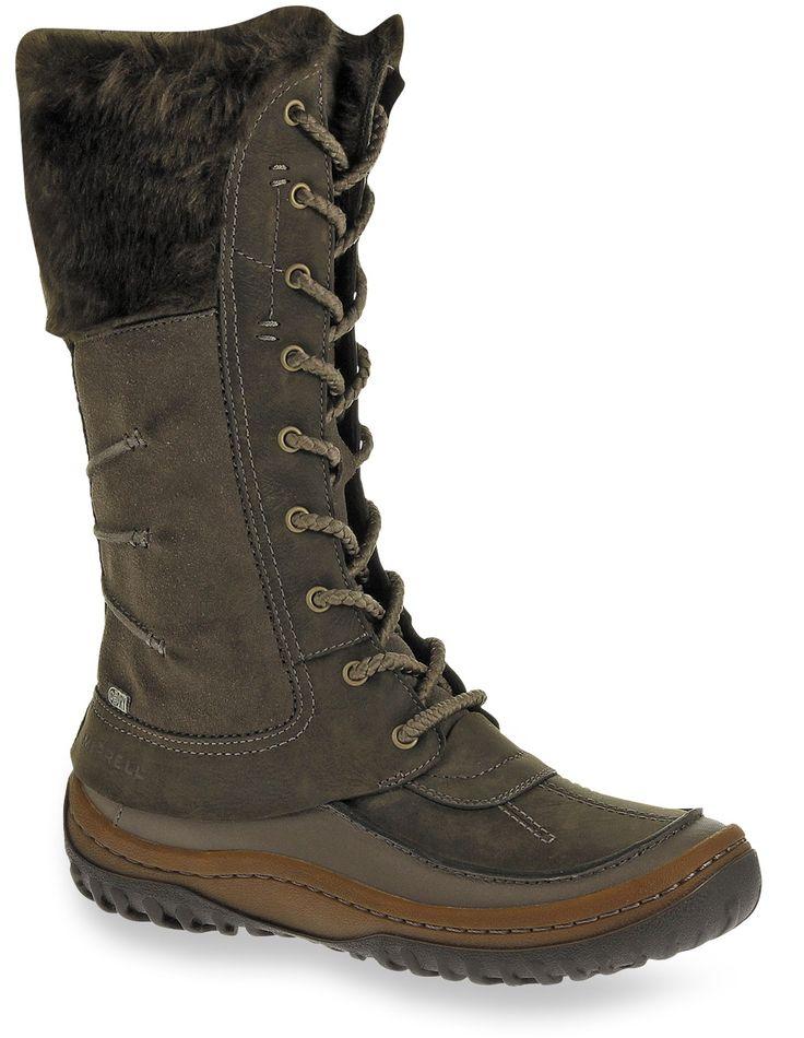 Merrell Women's Decora Prelude Waterproof Winter Boots