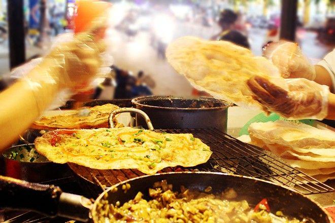 'Piza Huế' món ăn thu hút khách Sài Gòn