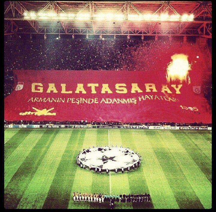 Galatasaray Fans ultrAslan