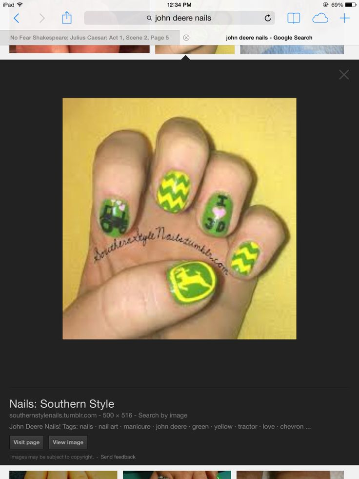 17 Best Images About Green Day Nails On Nail 123paintcolor