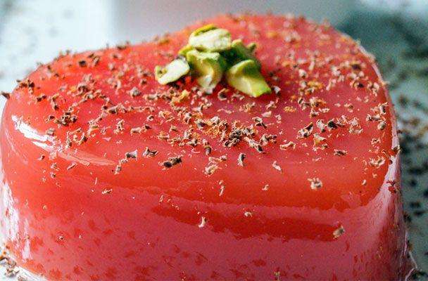 Gelo di anguria - Chiamato gelo di mellone in dialetto palermitano, si presenta come una gelatina densa e gustosa - Parliamo di Cucina