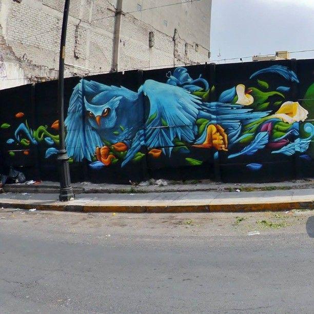 Les 1382 meilleures images propos de graffiti murals for Funky house artists