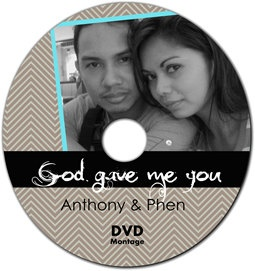DVD or photo video montage for Weddings by youreventstudio1, $50.00