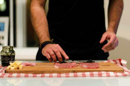 Cordon Bleu style schnitzel recipe