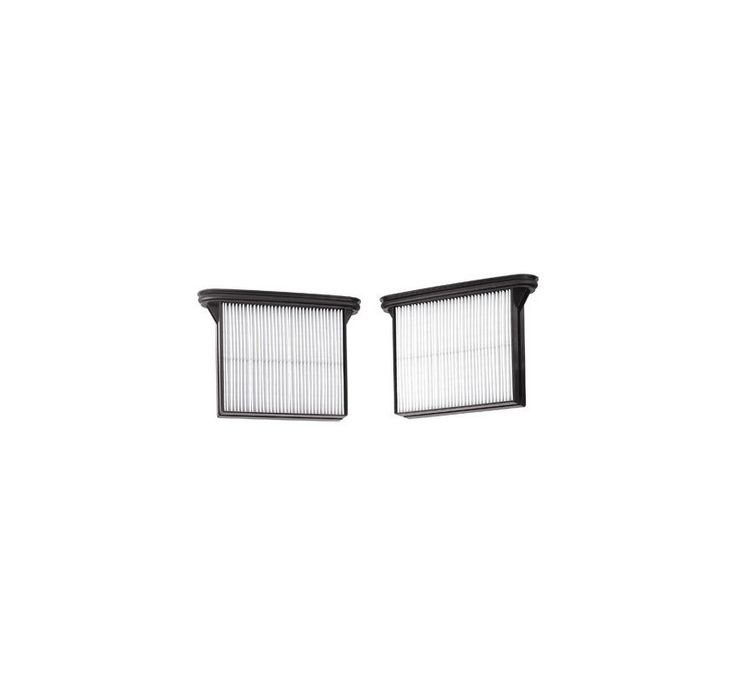 Bosch VAC019 HEPA Air Filters (Pack of 2) Power Tool Accessories Vacuum Accessories Filters