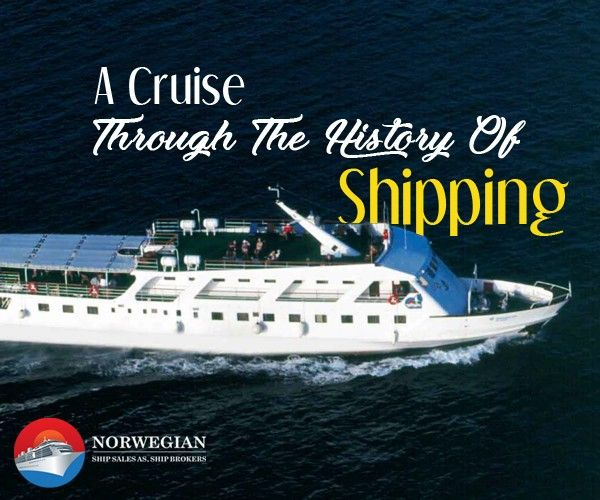 Interested to know how the shipping industry has evolved over time? Read on to get an overview.