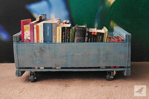 Guardar Libros con estilo