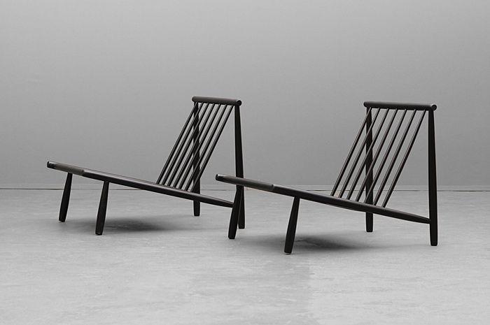 Alf Svensson: Domus Lounge Chairs