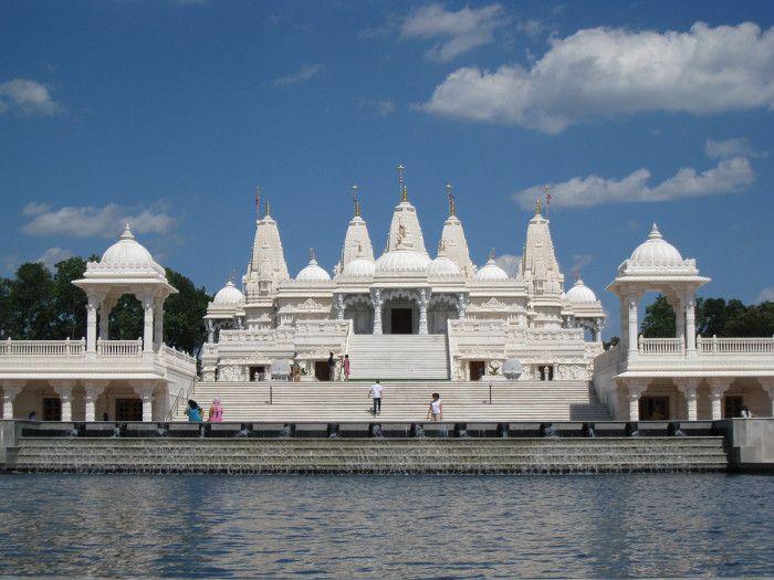 How did i grow up in GA and not know this was there??  9. Baps Shri Swaminarayan Mandir - 460 Rockbridge Rd, Lilburn, GA 30047