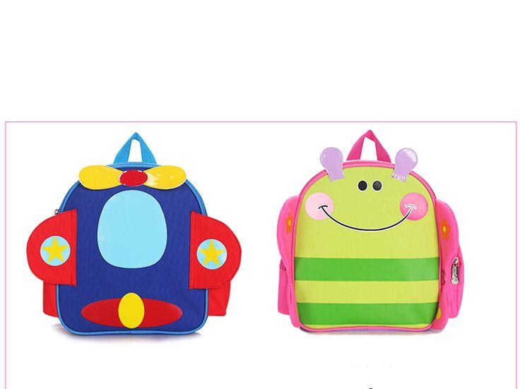 Kindergarten 1-3 year old unisex children school bags cartoon shoulders anti walk lost backpack kids  http://playertronics.com/products/kindergarten-1-3-year-old-unisex-children-school-bags-cartoon-shoulders-anti-walk-lost-backpack-kids/