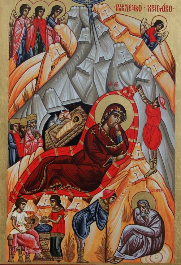 pentecost icon explained