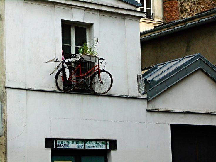 Хранение велосипедов :)