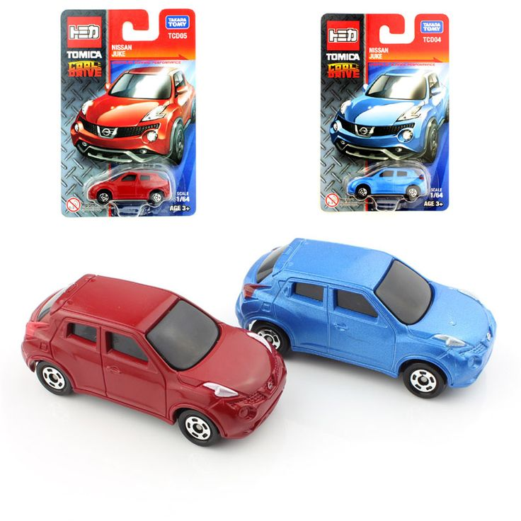 Quality Tomy mini tomica baby Nissan Juke diecast auto motor plastic models cars toys loose durable play cheap children for kids