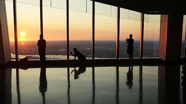 Abre el mirador del World Trade Center, un nuevo símbolo de Nueva York  http://w.abc.es/4n54vv