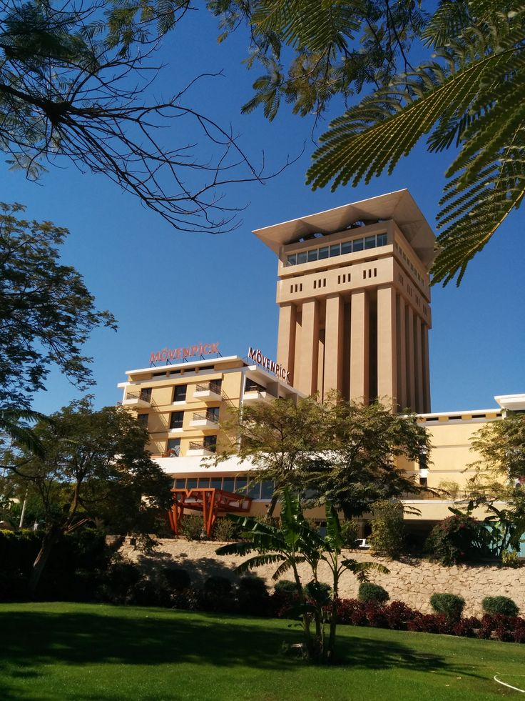 Movenpick hotel on the elephantine island in Aswan Egypt. Its a must visit place!
