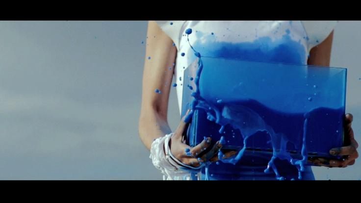 THE BLUE / JULIE / 05.2012.