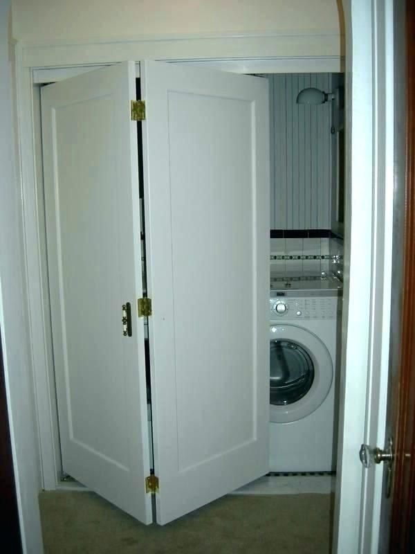 89 Stunning Colorful Laundry Room Door Ideas And Decor Bifold Closet Doors Laundry Room Doors Closet Doors