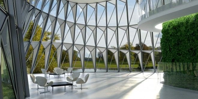 17 Best Images About Parametric Architecture On Pinterest