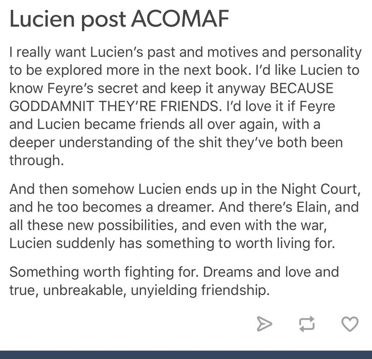 PLS, SJM!!! PLS!! But also idk if he would completely leave Tamlin
