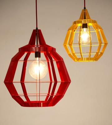 Cage lights from dare studio