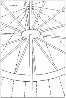 1000 images about tents on pinterest wall tent for Wall tent pattern