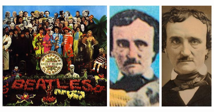 This Twitter project to hunt down the source photos for the Sgt Pepper cover is fascinating #SgtPepperPhotos | The Poke