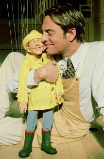 Ronnie Burkett is pure magic. I love him and his amazing puppets.