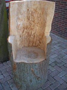 Kids speelhuis stoel