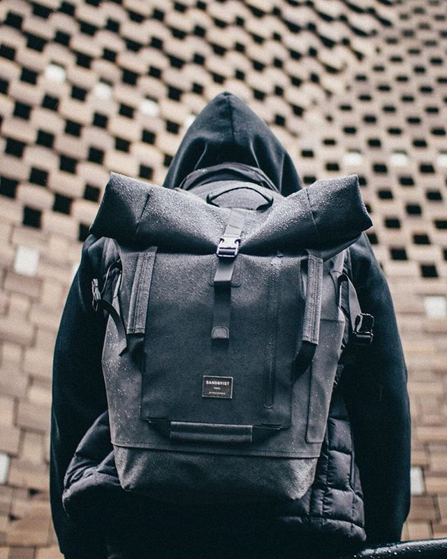 8ac188d45f Water resistant backpack William via @streetclobber on Instagram ...