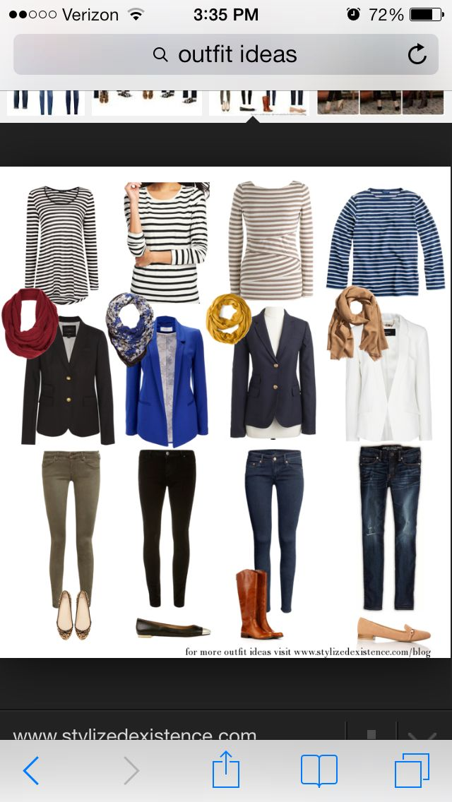Cute work outfit ideas!