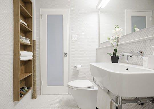 1000 ideas about beige bathroom on pinterest bathroom for Mauve bathroom ideas