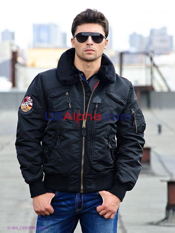 Куртка Injector X #аляска #парка #куртка #мужская куртка #зимняя куртка #usalpha.com #бомбер #летная куртка #демисезон