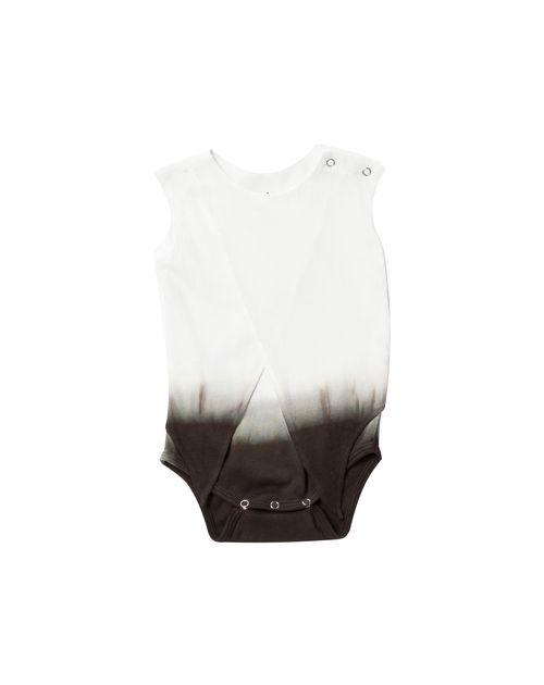 OM143 Dip-dye charcoal onesie.jpg