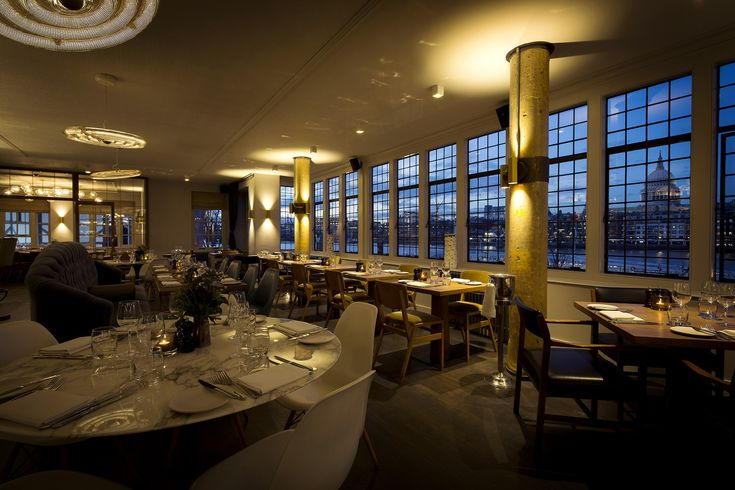 Swan London Bar & Restaurant - The Swan at Shakespeare's Globe