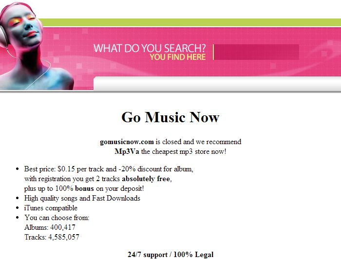 Go music now, gomusicnow, buy music, buy mp3 >> gomusicnow --> gomusicnow.us