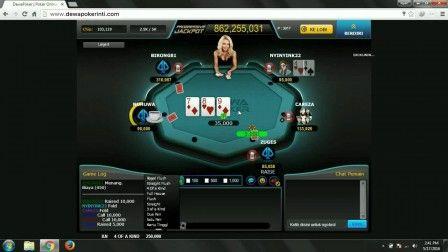 Beberapa orang yang pintar tidak akan bermain dewa poker dengan nominal yang besar pada saat pertama kali mereka bermain.