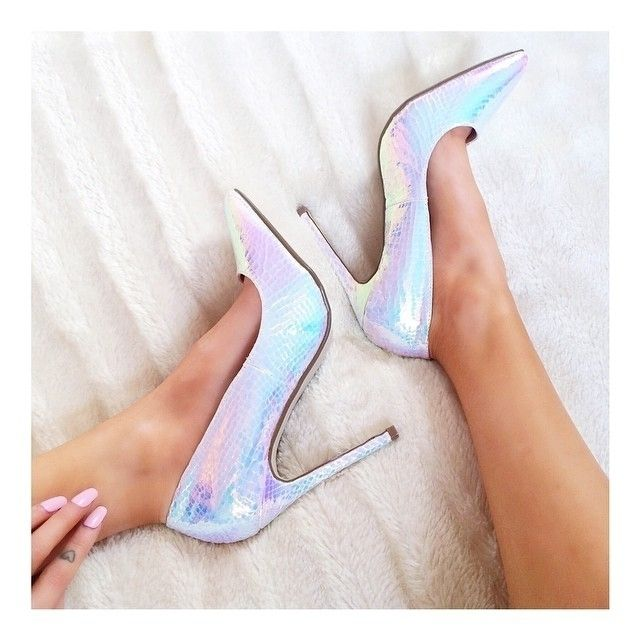 ✨ #MERMAID HEELS ✨ @kirstydollxo