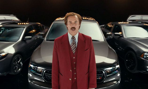 Ron Burgundy Stars in 4 New Dodge Durango Commercials • Highsnobiety