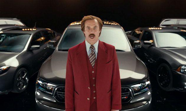 Ron Burgundy Stars in 4 New Dodge Durango Commercials • Highsnobiety